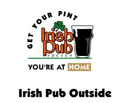 Irish Pub Outside